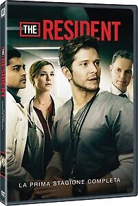 The Resident - Stagione 01 (3 Dvd) 20TH CENTURY FOX