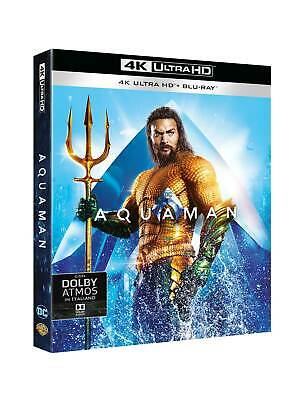 Aquaman (4K Ultra Hd + Blu-Ray) WARNER HOME VIDEO