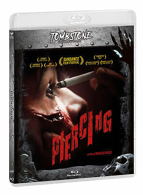 Piercing (Blu-Ray + Card Tarocco) (Tombstone) EAGLE PICTURES
