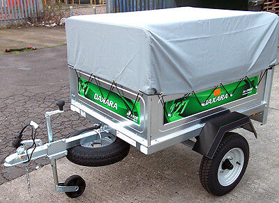 Daxara camping Trailer (full package)free build and delivery up to 100 miles