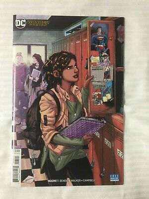 NAOMI #1 Lupacchino Variant Bendis DC Comics 1st Print Cover B 1st Appearance