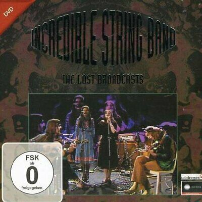 Incredible String Band - The Lost Broadcasts DVD GONZO