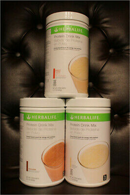 NEW Herbalife  Protein Drink Mix (3 Flavors )