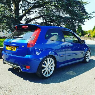 FORD FIESTA ST150 Subtle Modifications - £1,850 00 | PicClick UK