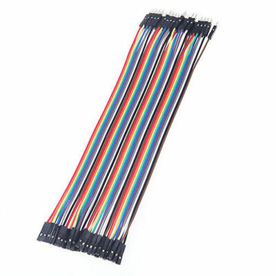 Dupont Wire Roots Kit Jumper Cables Line Cord 20cm 2.54MM Male To Female 1P-1P