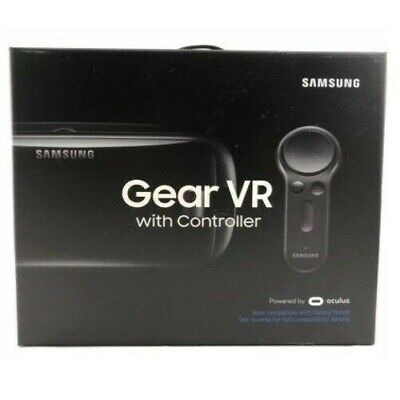 Samsung Gear VR 2017 With Controller SM-R324 Oculus Galaxy S8 S8+ S7 Note S6
