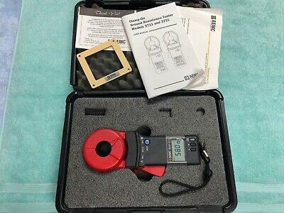 Perfect Aemc Instruments Model 3711 Clamp-On Ground Tester