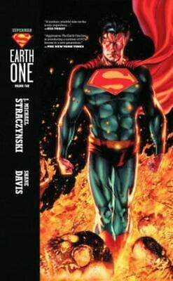 NEW Superman Earth One By J. Michael Straczynski Hardcover Free Shipping