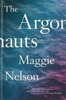 NEW The Argonauts By Maggie Nelson Paperback Free Shipping