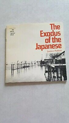 Exodus Of The Japanese By Janice Patton 1940's Japanese Canadians Mistreatment
