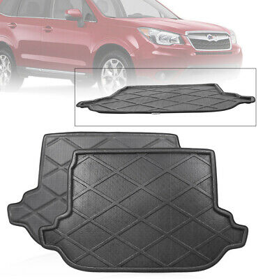 Boot Mat Rear Trunk Liner Cargo Floor Tray For Subaru Forester 2013-2017 gk