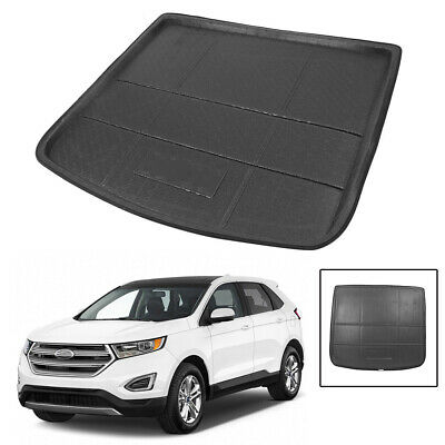 Boot Mat Rear Trunk Liner Cargo Floor Tray for Ford Edge 2015-2018 gk