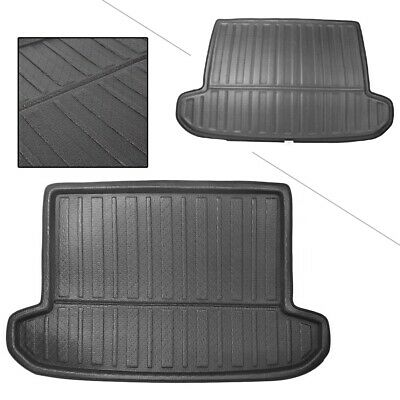 Rear Trunk Boot Mat Cargo Liner Tray Floor Carpet for All-New Tucson 2016-2018