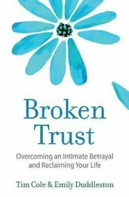 NEW Broken Trust By Tim Cole Paperback Free Shipping