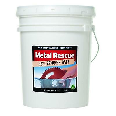 5 Gal. Liquid Metal Rescue Rust Remover Bath Non-Toxic Paint Cleaners/Removers