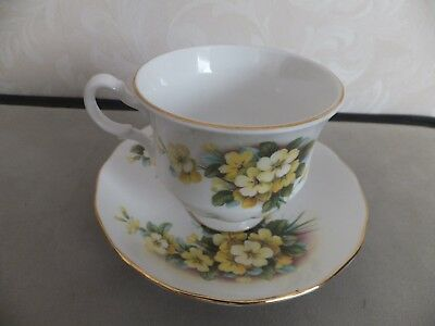 Vintage Gainsborough China    Cup and Saucer B470