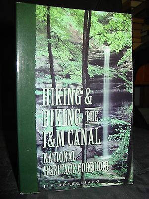 Hiking & Biking The I&M Canal National Heritage Corridor, Illinois, Parks Trails