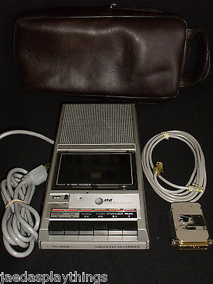 Digital Data Cassette Recorder AT&T Model DC4 Vintage