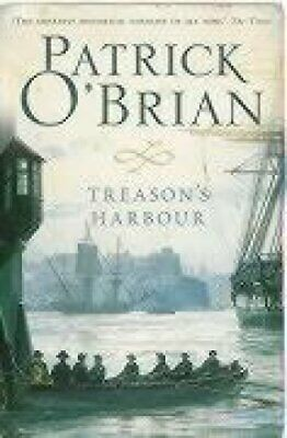 Treason's Harbour by Patrick O'Brian 9780006499237 | Brand New