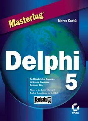 Mastering Delphi 5 By M Cantu