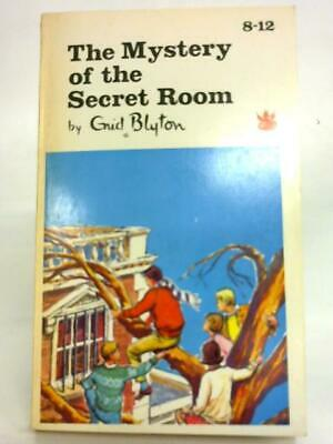 The Mystery of the Secret Room (Enid Blyton - 1966) (ID:30939)