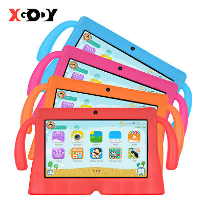 """XGODY 2019 Newest Version Android 8.1 7"""" 8GB Kids Children Tablet PC 2xMode WIFI"""