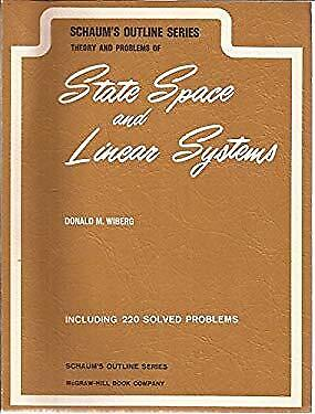 State Space and Linear Systems-ExLibrary