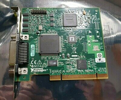 National Instruments Pci-Gpib Ieee 488.2 192125F-01L Interface Card  (In32S3B3)