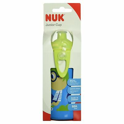 NUK Junior Cup 10255069 Baby Cup with Push-Pull Drinking Spout