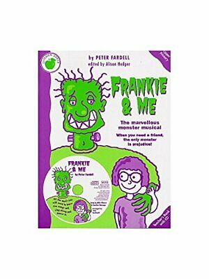 Peter Fardell: Frankie And Me (Teachers Book/CD). CD, Sheet Music for Piano, Voc