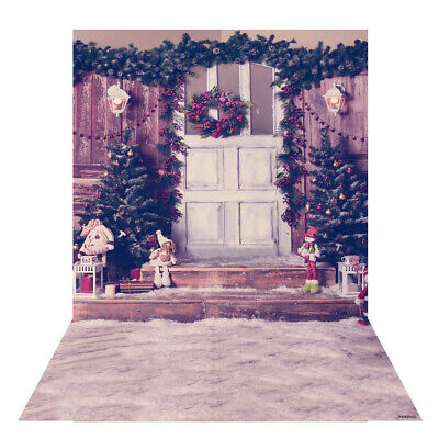 Andoer 1.5 * 2m Photography Background Backdrop Digital Printing Christmas N4M4