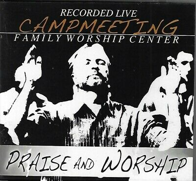 PRAISE & WORSHIP Jimmy Swaggart - CD - **Mint Condition