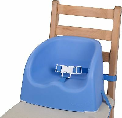 Safety 1st Essential Booster - Blue - Baby Toddler Seat Chair NEW