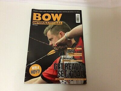 BOW international Archery Magazines - Issues 97