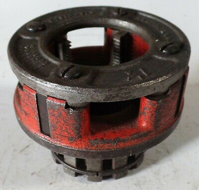 Ridgid Pipe Die Head 111-R 1 1/4""