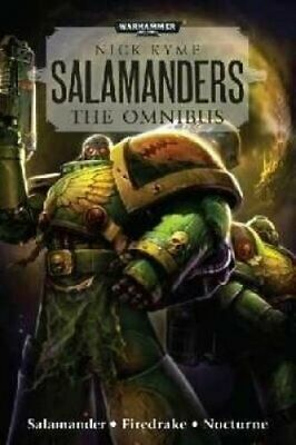 Salamanders: The Omnibus by Nick Kyme 9781784966904 | Brand New
