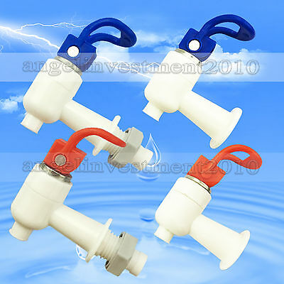 2 Pcs New Universal Beer Wine barrels Water Dispenser Plastic Tap Faucet