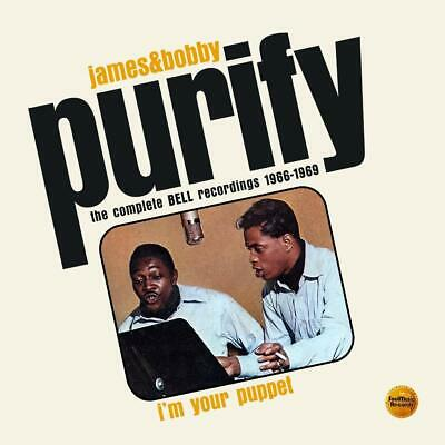 James & Bobby Purify - I'm Your Puppet: The Complete Bell 2 Cd New 13Th June
