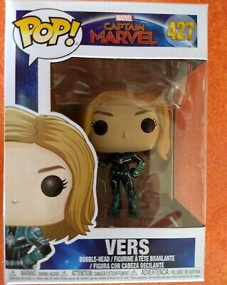 Funko Pop! Marvel Captain VERS Avenger Figurine #427