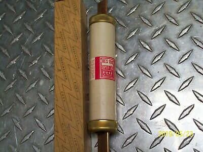 Res 100 New Buss 100A 100 Amp Super-Lag Renewable Fuse Res100