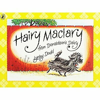 Hairy Maclary from Donaldson's Dairy, Lynley Dodd, Used; Good Book