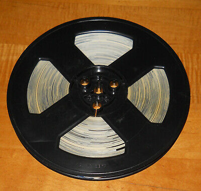 "1/4 Inch Leader/Timing Tape on 7"" Reel"