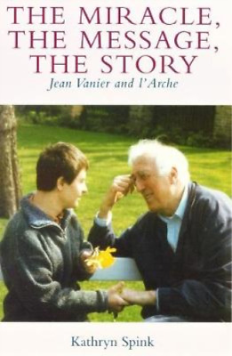 Jean Vanier and L'arche, Kathryn Spink, Used; Good Book