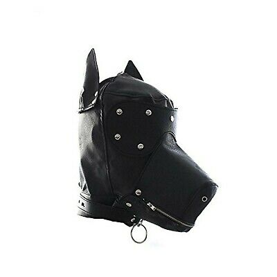 The Bondage Locker Pleasure Box Dog Puppy Mask Fetish Hood