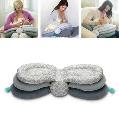 Multifunction Nursing Pillow Newborn Baby Breastfeeding Head Protection