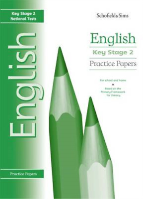Key Stage 2 English Practice Papers: Years 3 - 6, Carol Matchett, Used; Good Boo