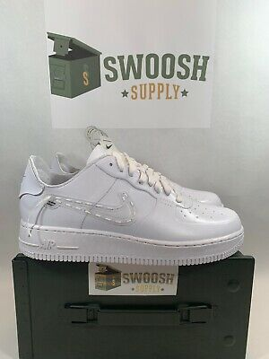 4af1a006 Nike Air Force 1 Low NCXL Odell Beckham Jr Noise Cancelling CI5766-110 Size  10