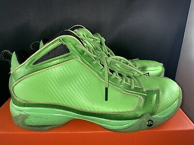 free shipping cab2e 63180 ATHLETIC PROPULSION LABS CONCEPT 1 VOLT GREEN PROMO SAMPLE Size 11.5 APL PE
