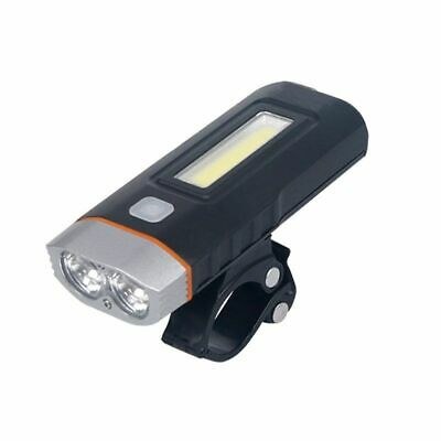 1X(USB Rechargeable T6 Waterproof LED Bicycle Bike Light Front Cycling Ligh 9I3)