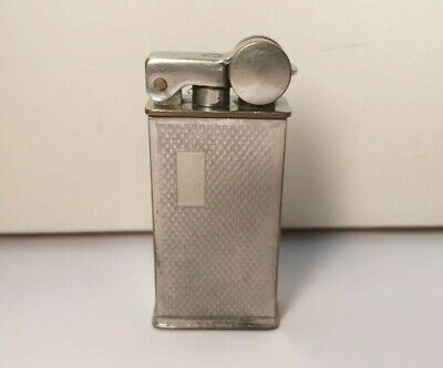 Accendino Elite 20 Benzina Petrol-Lighter-Mechero-Briquet-Feuerzeug-Old Vintage